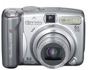 Canon A710is