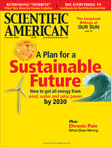 Scientific American Sept 2011